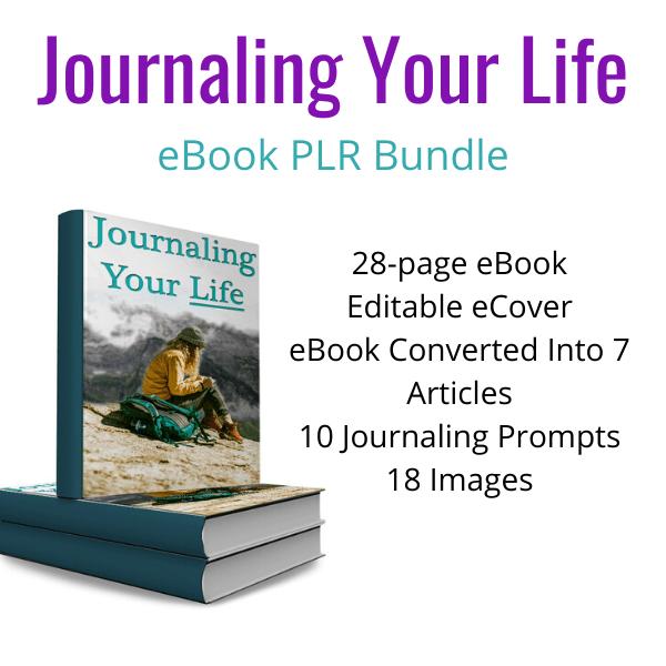 journaling your life plr