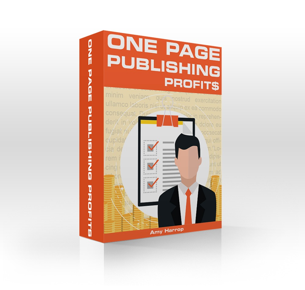 one page publishing