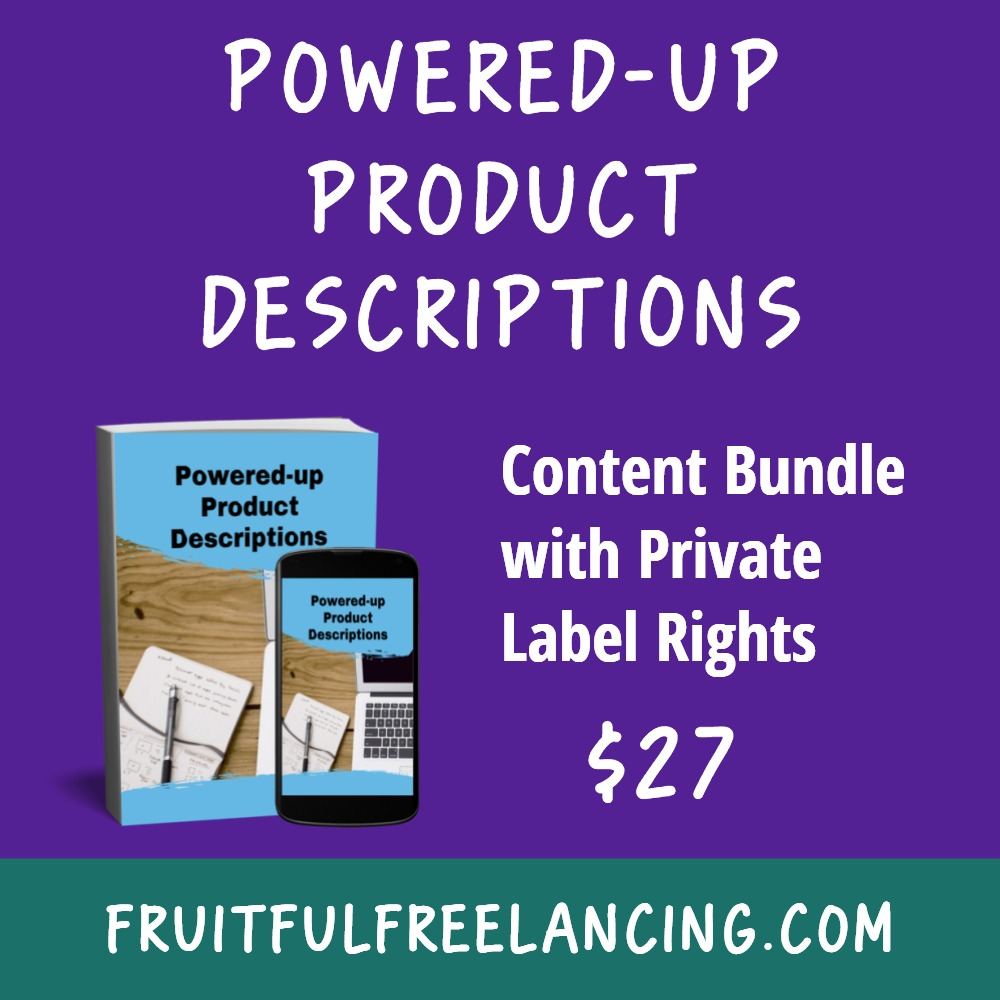 Powered-Up Product Descriptions