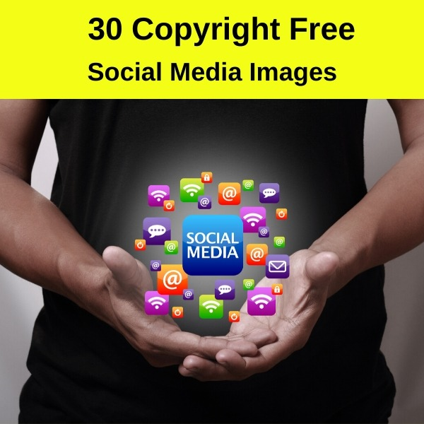 30 social media images plr