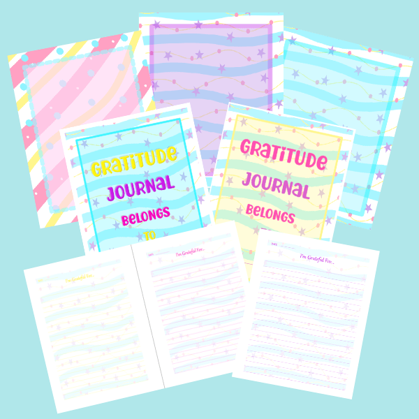gratitude journal plr