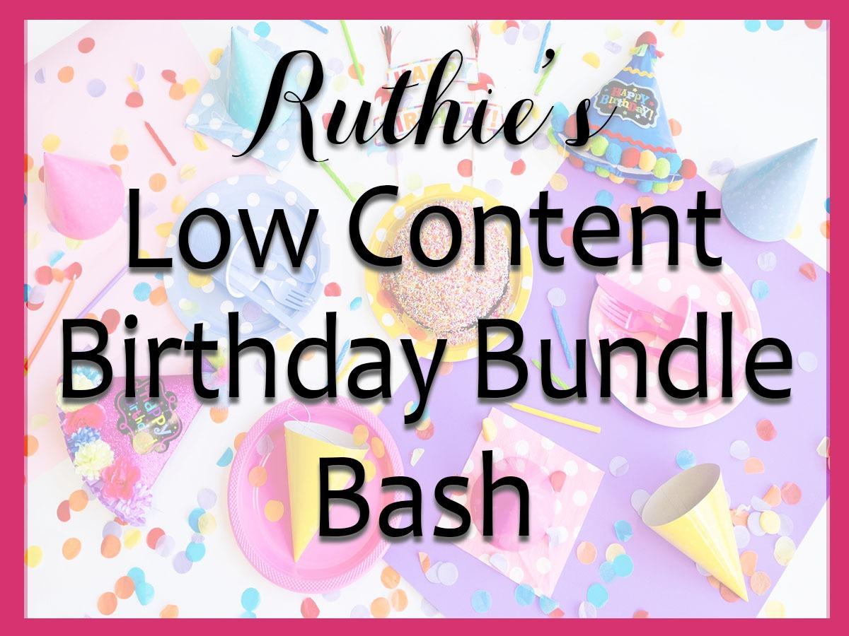 low content bundle