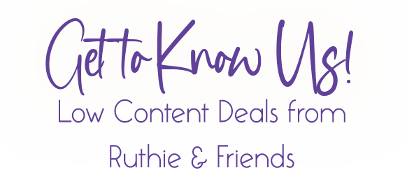 Get to Know Us Low Content Deals