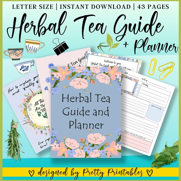 herbal tea guide
